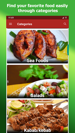 Pakistani Recipes in Urdu u0627u0631u062fu0648 V4.0.3 Screenshots 7
