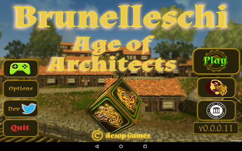 Brunelleschi:Age of Architects- screenshot thumbnail