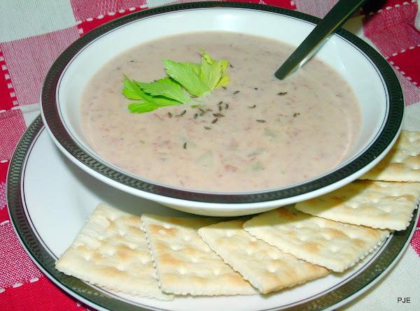 Pam's Reuben Sandwich Chowder For Recipe 2