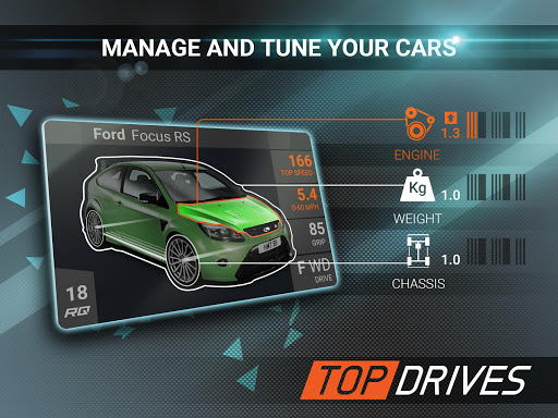 Top Drives u2013 Car Cards Racing  {cheat|hack|gameplay|apk mod|resources generator} 3