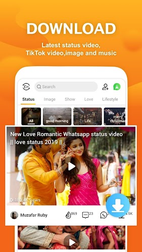 Download Welike Status (Hillo) - Status video downloader APK latest