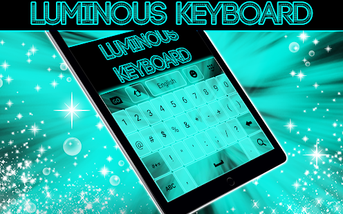 Luminous Keyboard- screenshot thumbnail