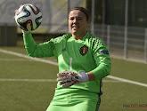 Justien Odeurs is de nummer 1 van de Belgian Red Flames