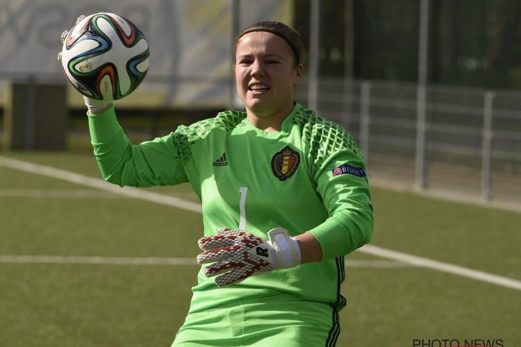 Profiel: Justien Odeurs legt haar ritueel voor een match uit én haar lievelingseten
