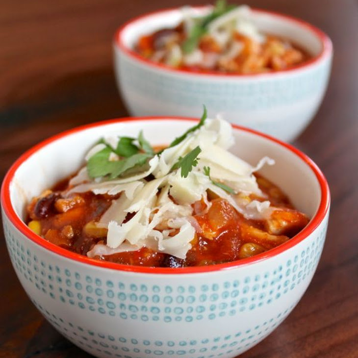 Spicy Mexican Chicken Soup Recipe