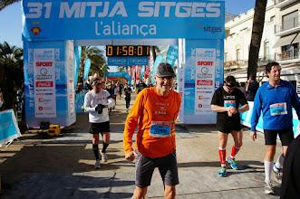 Photo: 31ª Mitja Marató de Sitges 12/1/14