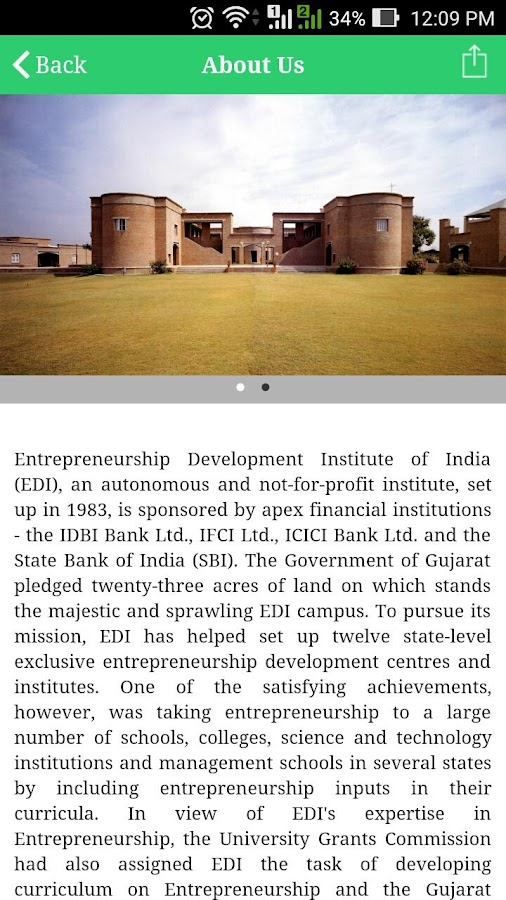 EDI India- screenshot