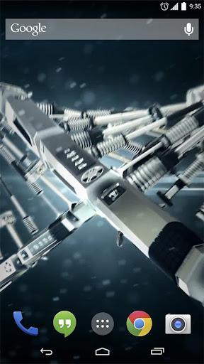 DNA Transformer Engine LWP|玩個人化App免費|玩APPs