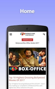 Koimoi Bollywood News & Box Office Updates- screenshot thumbnail