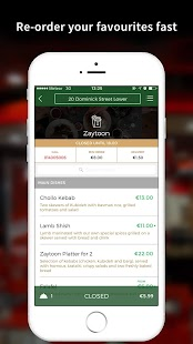 Zaytoon App- screenshot thumbnail