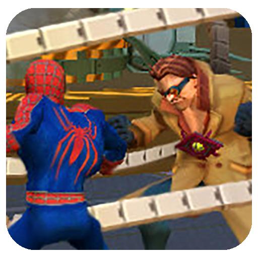 Spider 2 Fighting: Friend or Foe