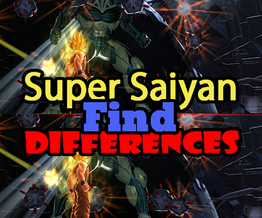 Download Super Saiyan Find Differences Dragon Wallpaper For PC Windows and Mac apk screenshot 1