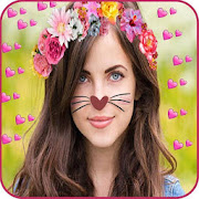 Pic Stickers and Filters – Face Stickers Camera icon