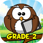 Second Grade Learning Games icon