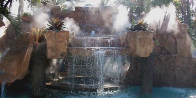 Bạn nên sử dụng nước sạch cho máy phun sương để mang tới bầu không khí trong lành