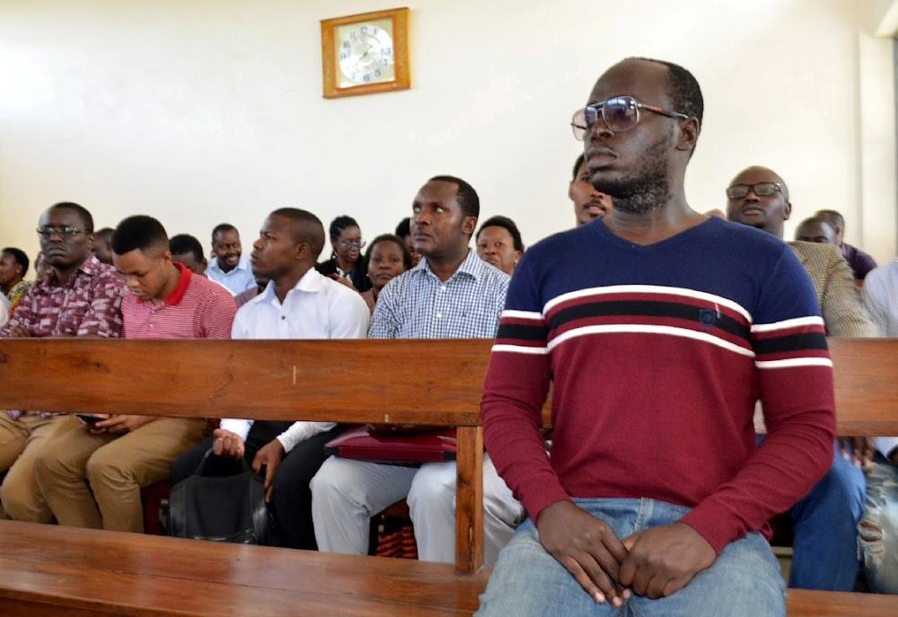 Die Tanzaniese joernalis Erick Kabendera word beskuldig van 'witwassery'