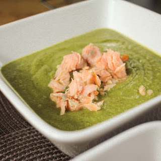 Salmon And Broccoli Soup Recipes
