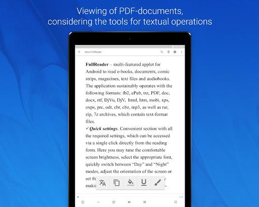FullReader – e-book reader 4.0.7 screenshots 13