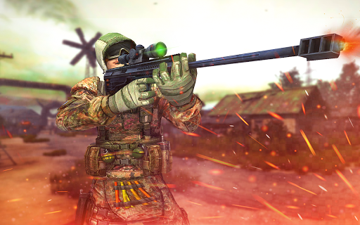 IGI Sniper 2019: US Army Commando Mission 1.0.13 12