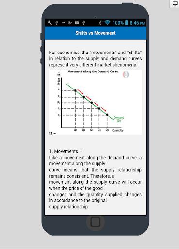 Economics Concepts In English  screenshots 3