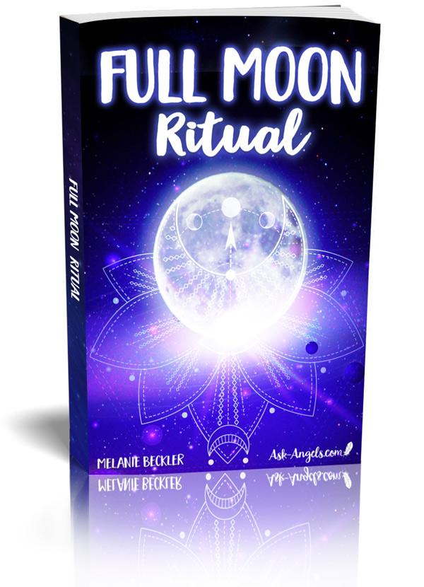 Full Moon Ritual Book