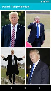 Donald Trump WallPaper - náhled