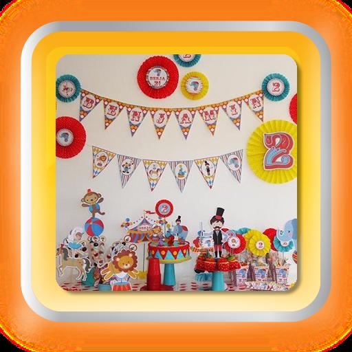 Baixar Idéias de decoração de aniversário para Android