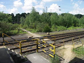 Photo: Güterbahnhof Aachen West