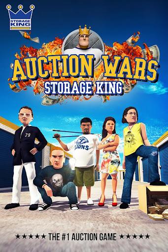 Auction Wars : Storage King apkpoly screenshots 1