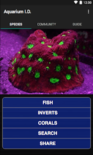 Aquarium I.D. PRO- screenshot thumbnail
