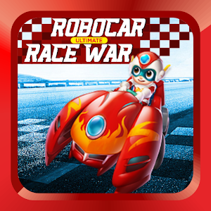 Robocar Racing War Missions