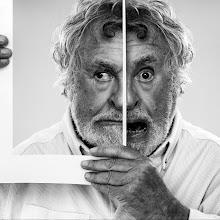 Photo: British Cartoonist of the Year, Gray Jolliffe