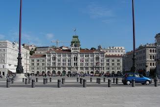 Photo: 009 Triesten kaupungintalo
