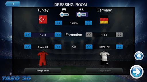 TASO 3D - Football Game 2020 20.2.7.1 screenshots 4