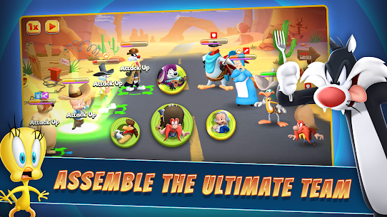 Looney Tunes Mod Apk (Unlimited Everything) 5