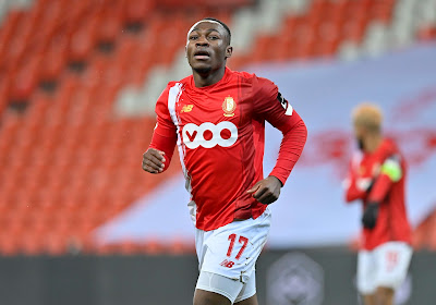 """Jackson Muleka dresse le bilan : """"Je ne suis pas encore satisfait"""""""