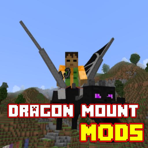 Dragon Rider Mod MCPE