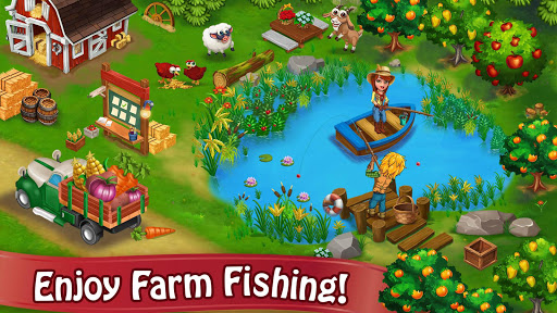 Farm Day Village Farming: Offline Games modavailable screenshots 7