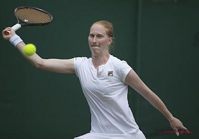 WTA Lugano : Alison Van Uytvanck s'est qualifiée difficilement pour le deuxième tour