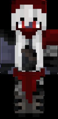 dark elf with red