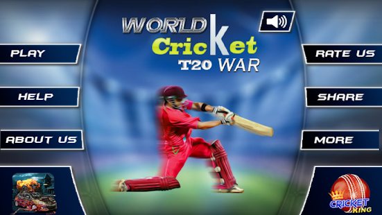 World Cricket t20 War - náhled