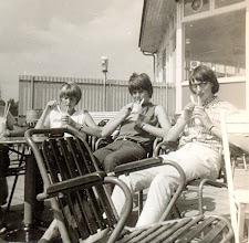 Photo: Gine Lanjouw, Jannie Schiphouwer en Jannie Enting