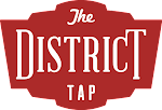 Logo for The District Tap