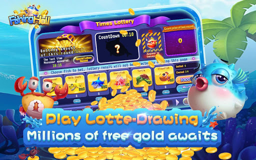 Fishing Hall-Free Slots,Poker,Fishing Saga 1.0.6 screenshots 15