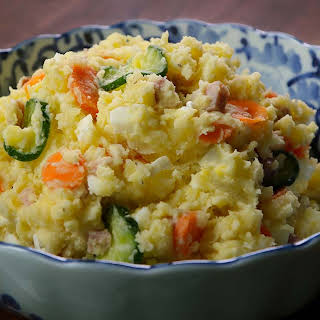 Korean Potato Salad.