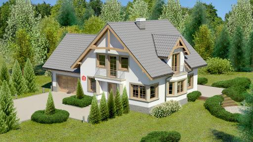 projekt Dom przy Przyjaznej 11