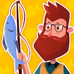 Idle Fisher Tycoon - Fishing Inc icon