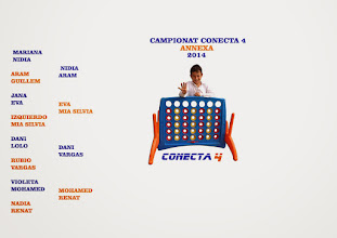 Photo: Torneig Connecta4