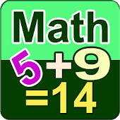 Math Games : Plus The Digits
