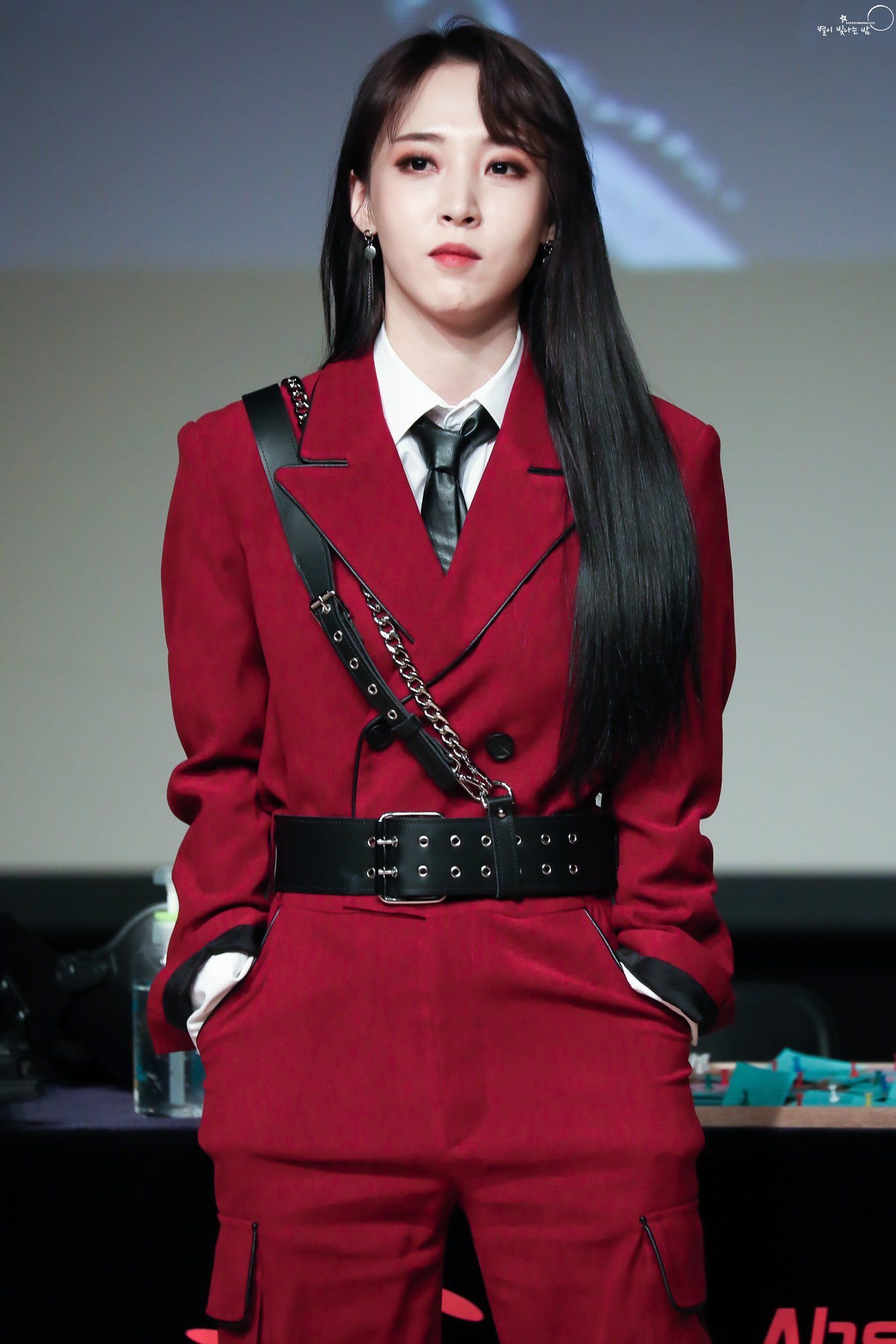 moonbyul suit